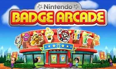 Nintendo Badge Arcade Released in US