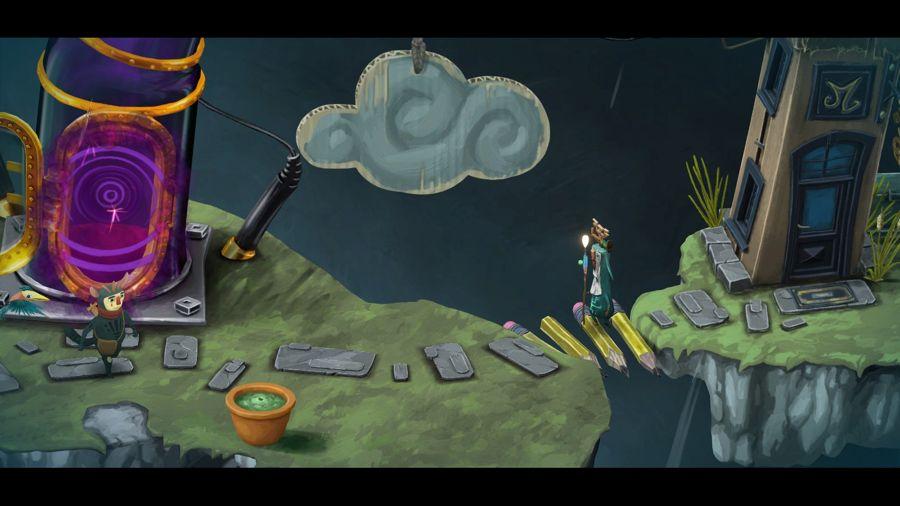 Lisette (Pocket Mirror RPG Game) I love her scissors