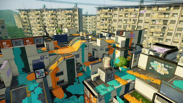 New Map Being Added to the Splatoon Map Rotation Tomorrow