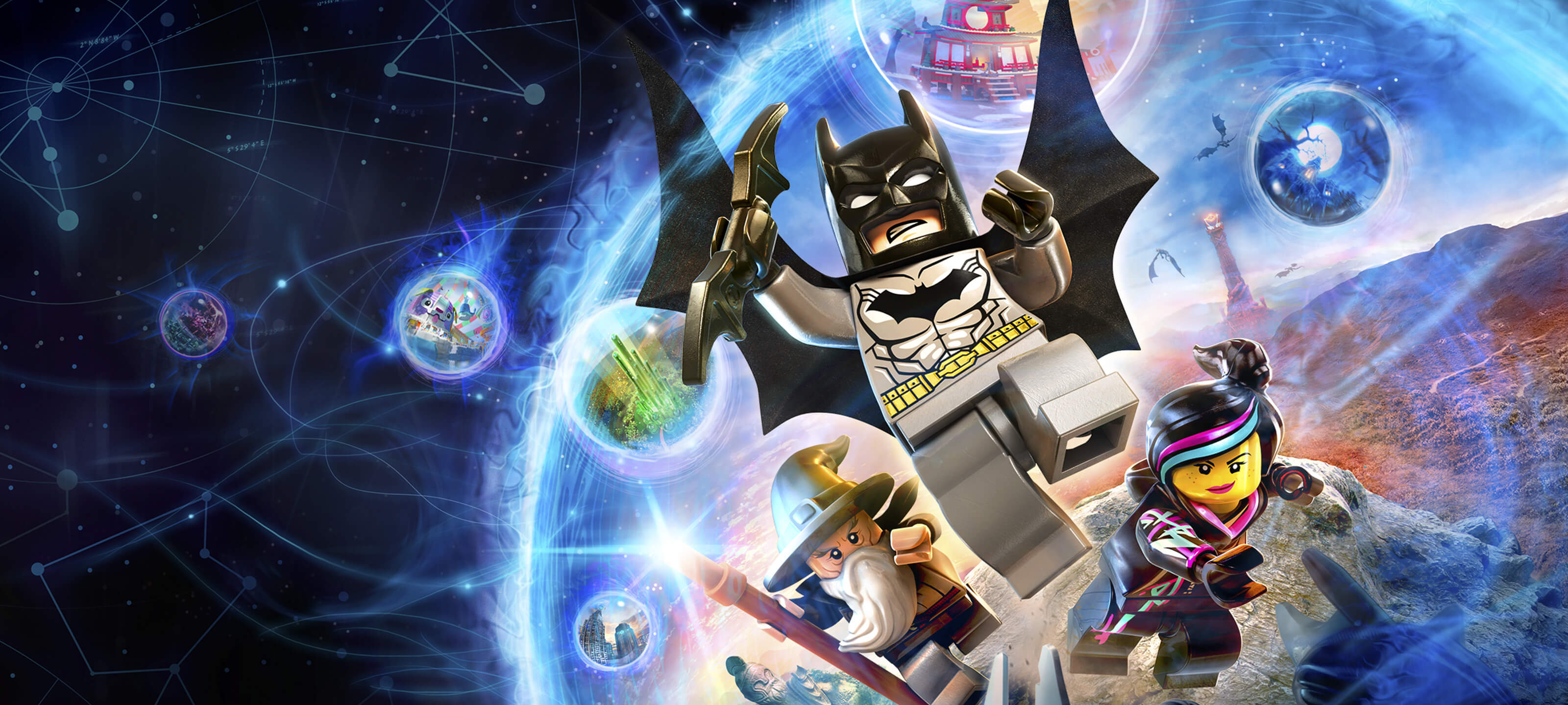 LEGO Dimensions Adds More Expansion Packs To The Roster