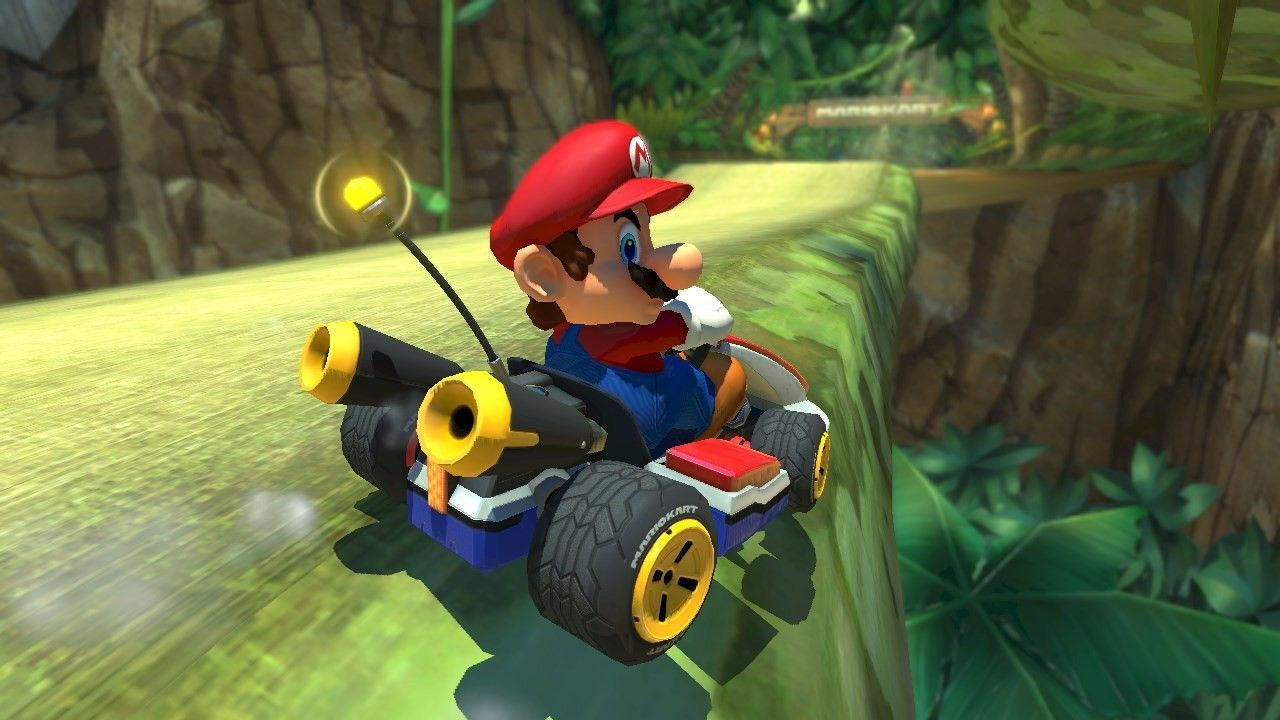 Mario Kart 8 Dexluxe Screenshot