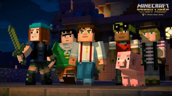 Minecraft: Story Mode Supposedly Heading to Wii U