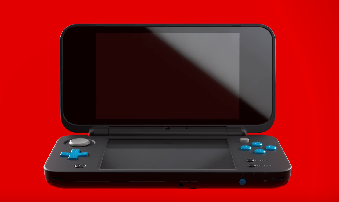 New Nintendo 2DS XL releasing July 28