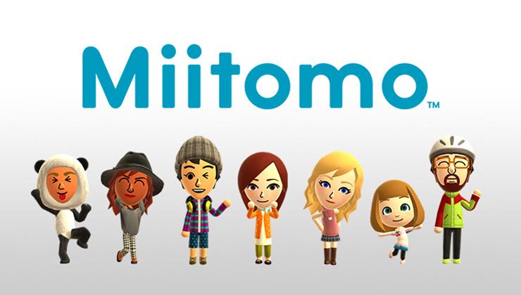 Miitomo and My Nintendo Launch March 31