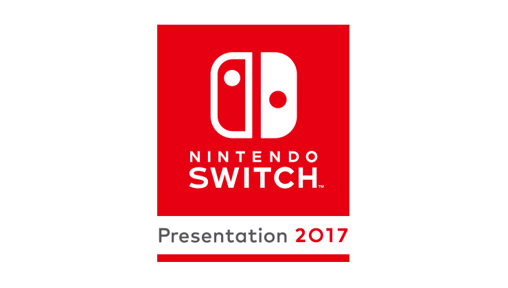 Nintendo Announces Nintendo Switch Presentation 2017