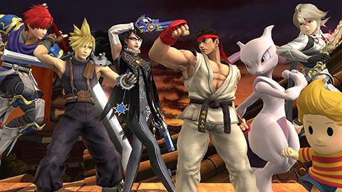 Final Smash Bros. Wii U/3DS DLC Coming February 3