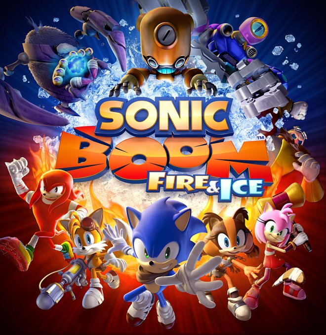 SEGA Reveals New Sonic Boom Game for Nintendo 3DS