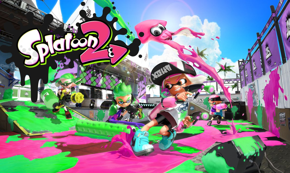 Splatoon 2: What You Need To Know