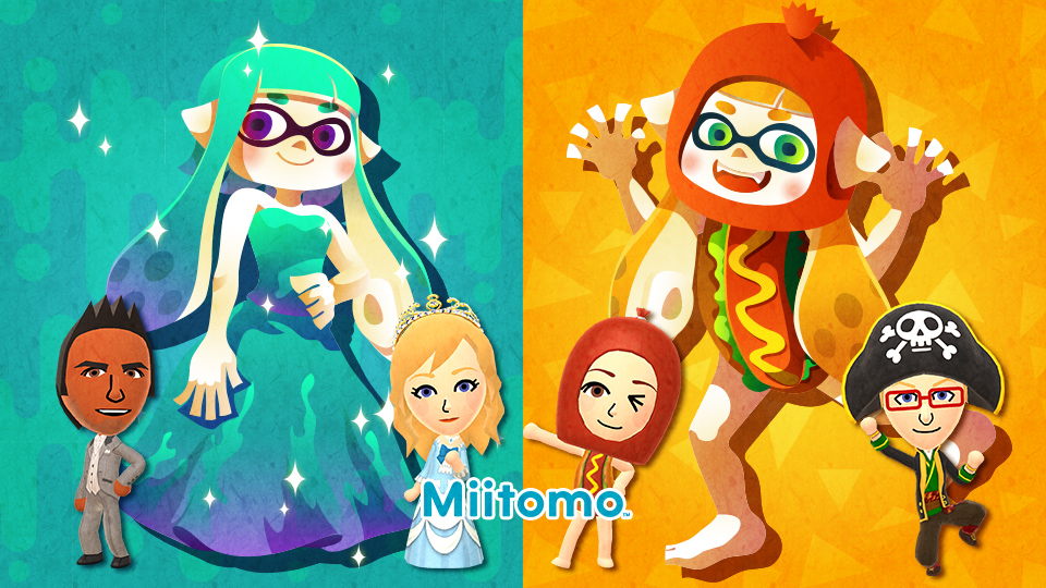 Costume Party vs. Fancy Party Splatfest Set for May 14
