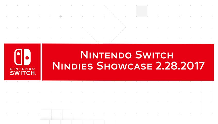 Nintendo Switch Nindies Showcase Coming February 28