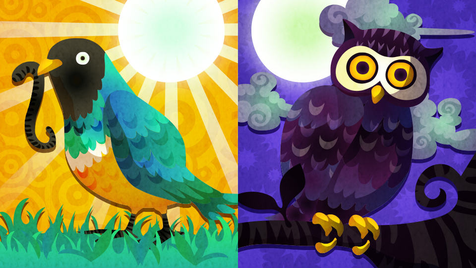 Splatfest In Progress For June 25: Night or Morning?