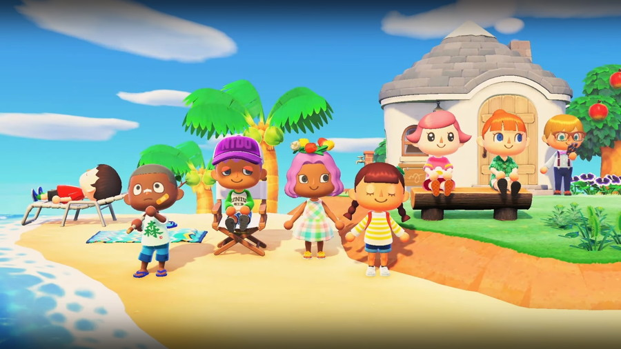 Play With up to 8 Players Online in Animal Crossing: New Horizons