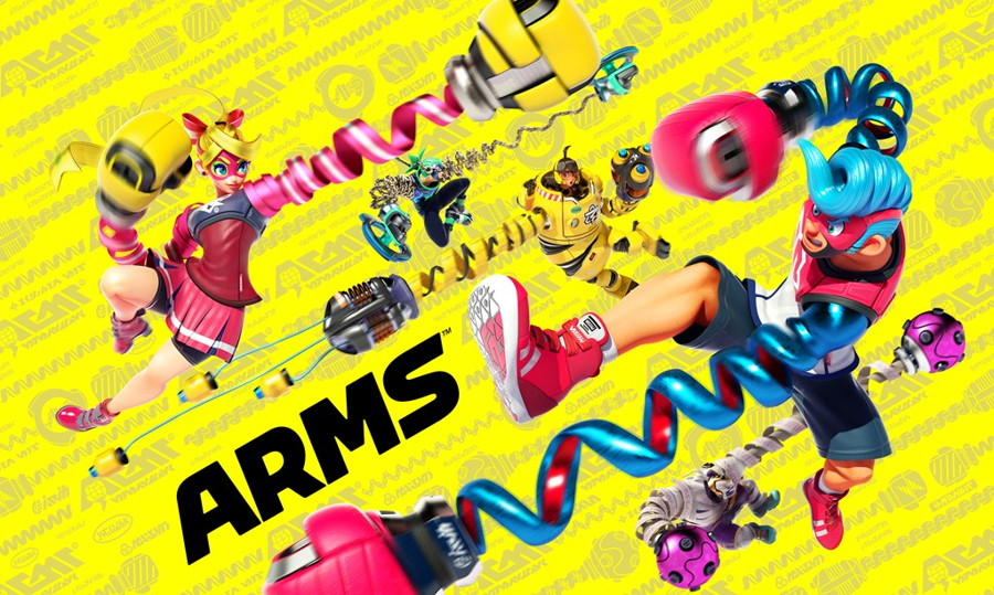 ARMS Direct Shows Off Fighters, Mechanics, Online, and More
