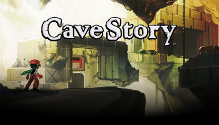 Cave Story+ Logo