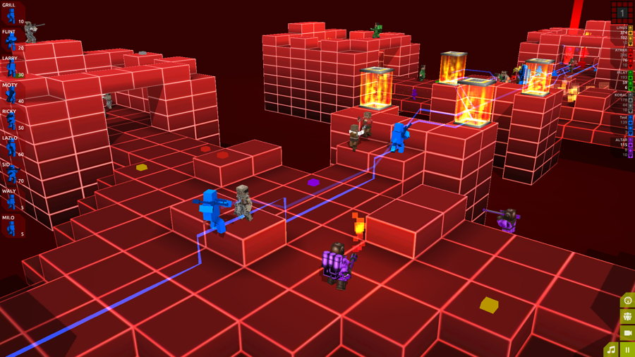 Cubemen 2 Screenshot