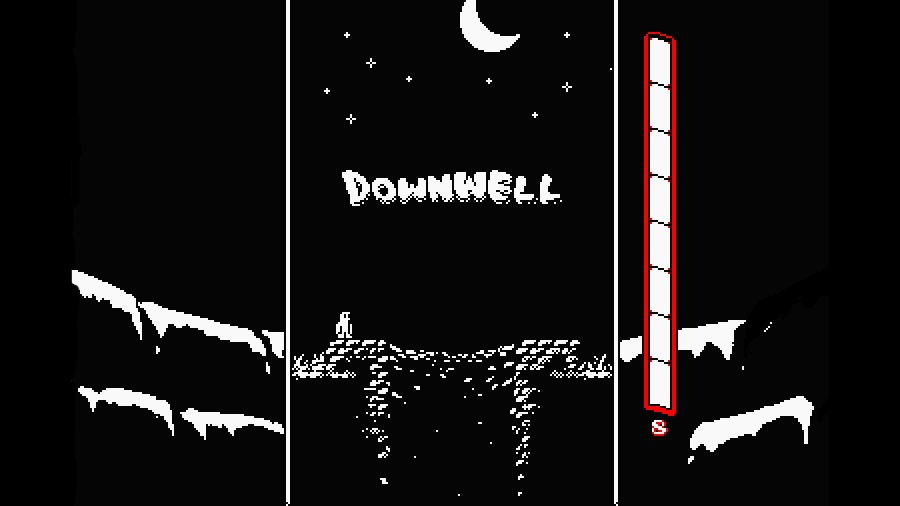 Descend Into Platforming Paradise: Downwell Review