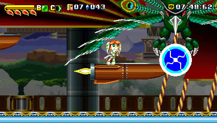 Freedom Planet Review Wii U
