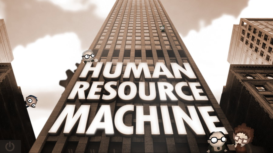 Human Resource Machine Logo