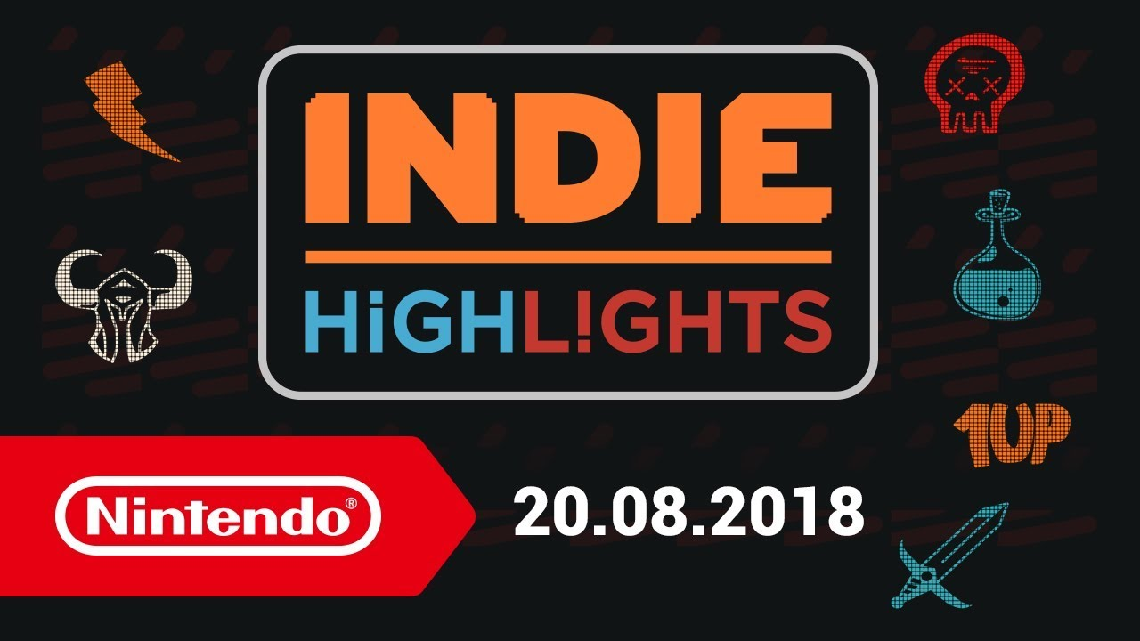 Nintendo Indie Highlights from Gamescom 2018