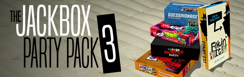 The More the Merrier - The Jackbox Pary Pack 3 Review