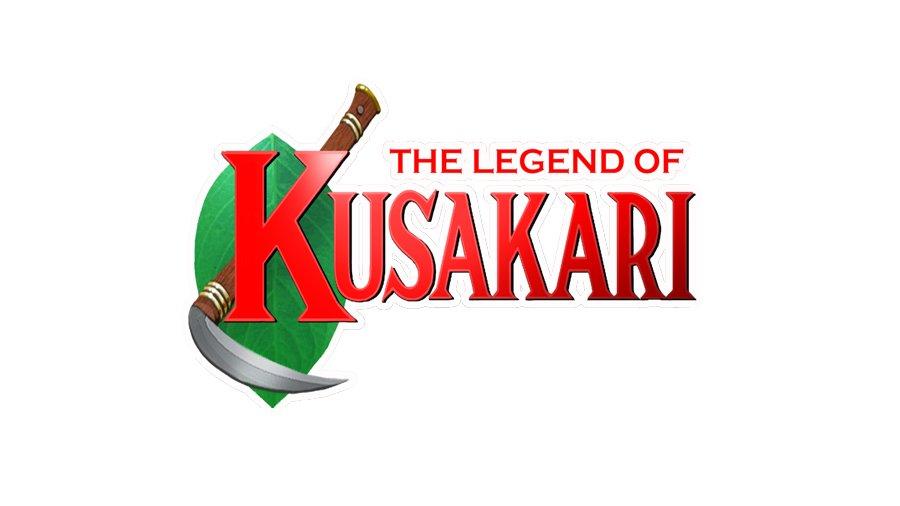The Legend of Kusakari Logo