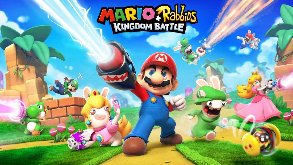RUMOR: Mario Plus Rabbids Kingdom Battle Leaked