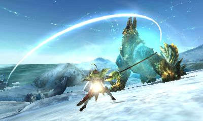 Monster Hunter Generations Screenshot