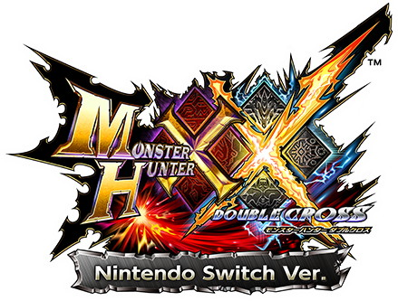 Monster Hunter XX Logo