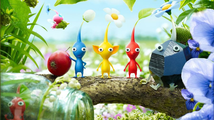 A New Pikmin Game is Coming to 3DS in 2017