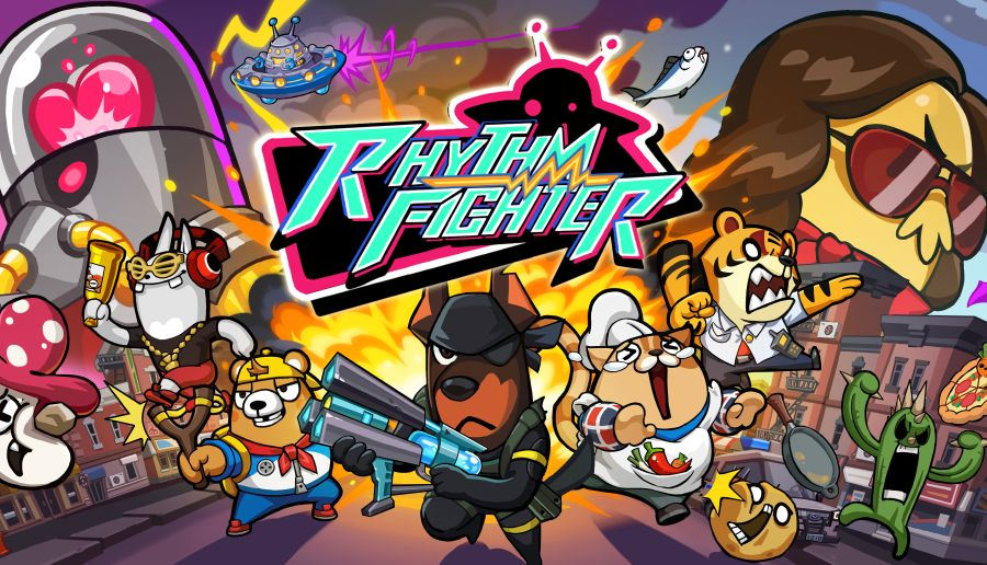 Innovative Improvement: Rhythm Fighter Review