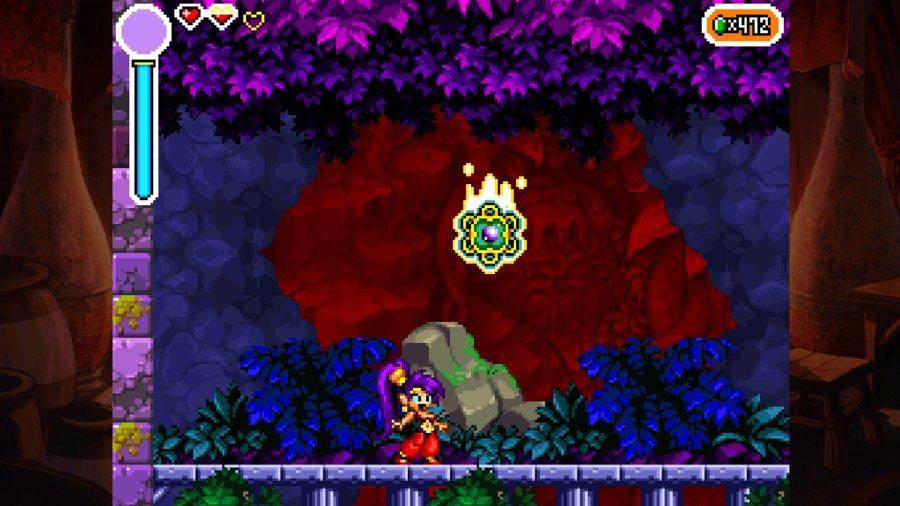 Shantae Risky's Revenge Screenshot