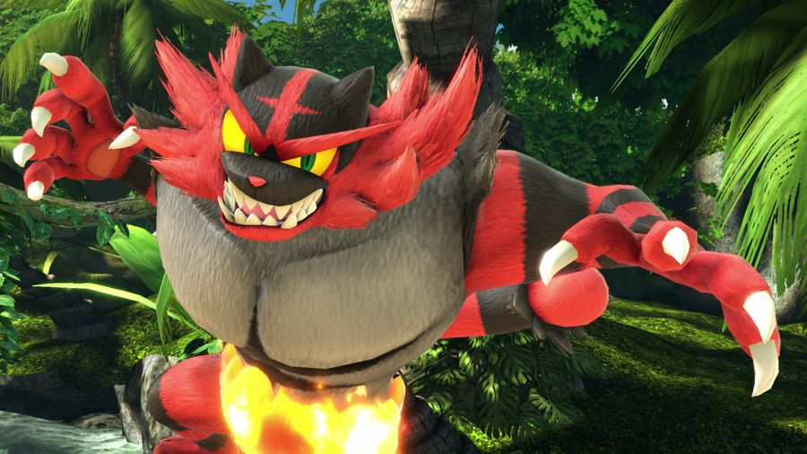Ken, Incineroar, and Piranha Plant are Fighters in Smash Ultimate
