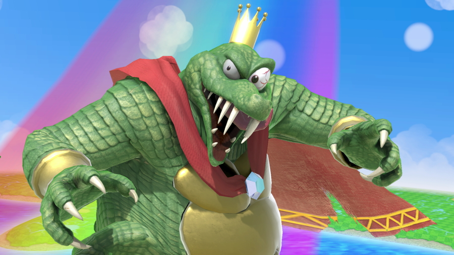 King K. Rool and Simon Belmont Revealed for Smash Ultimate