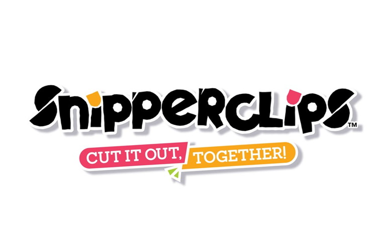 Snipperclips Logo