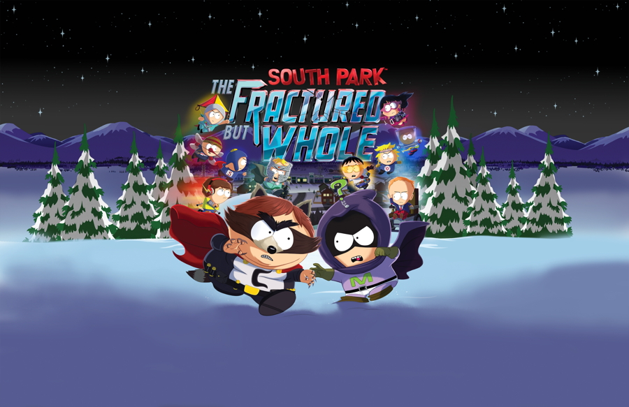 South Park the Fractured But Whole Switch