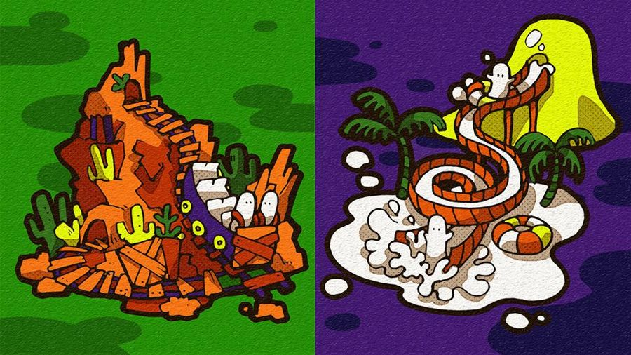 North American Splatfest 2