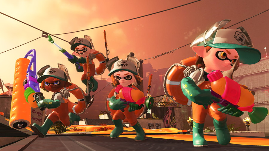 Salmon Run is the Co-op Mode that Splatoon 2 Really Needed