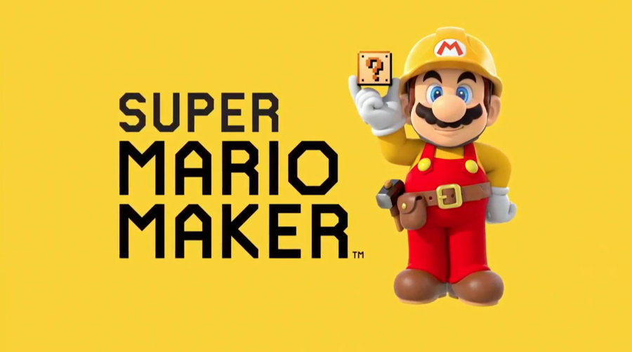 Super Mario Maker is Being Ported to the 3DS