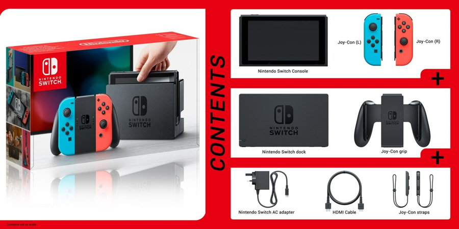 What's Inside Switch