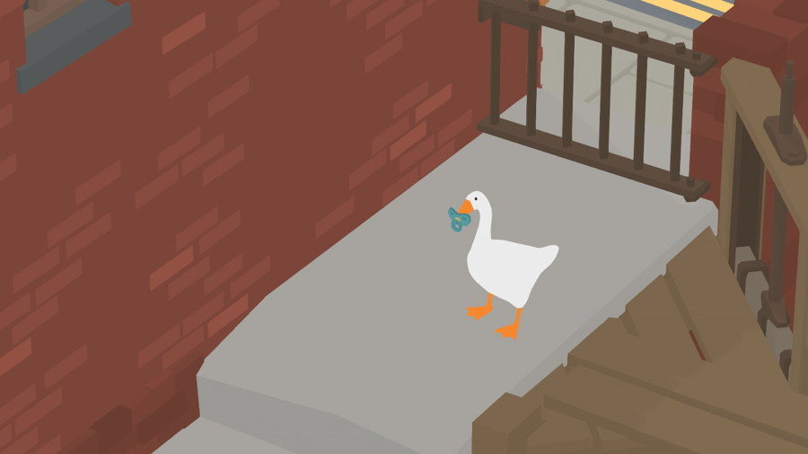Untitled Goose Game Screenshot Switch