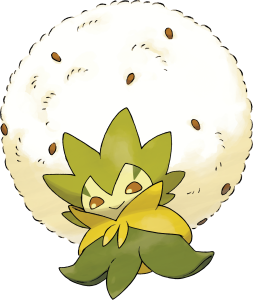 Pokemon Sword Shield Eldegoss