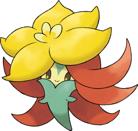 Pokemon Sword Shield Gossifleur