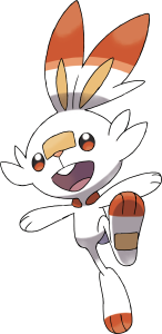 Pokemon Sword Shield Scorbunny