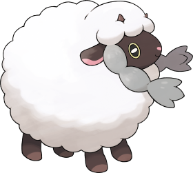 Pokemon Sword Shield Wooloo