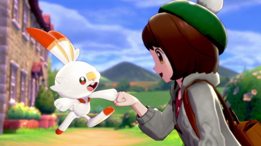 Pokemon Sword Shield Screenshot