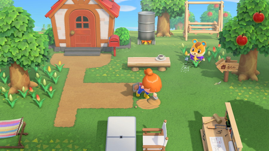 Animal Crossing New Horizons Screenshot