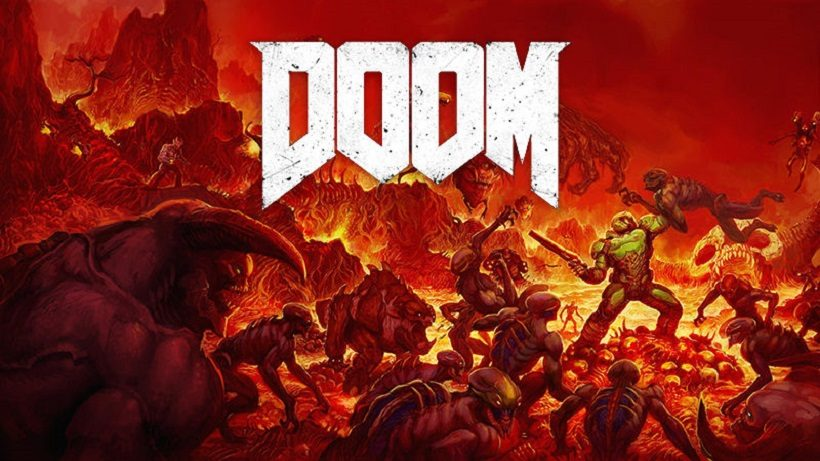 DOOM Coming to Switch November 10