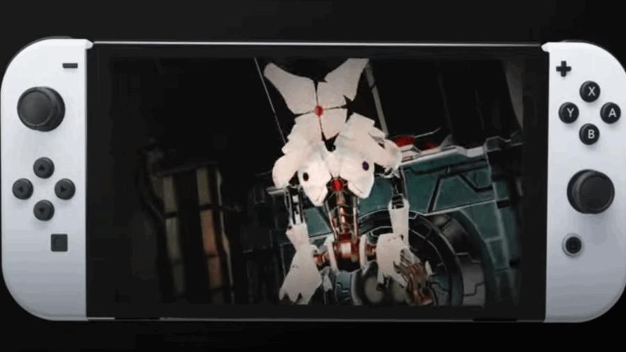 New Nintendo Switch OLED Model Revealed