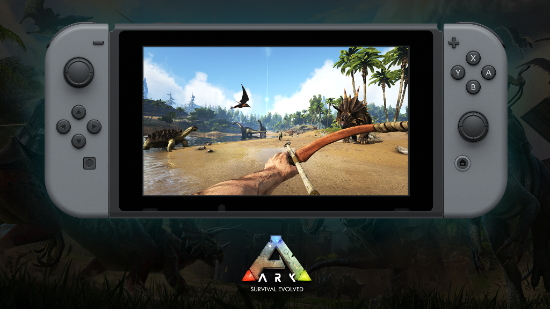 Ark Survival Evolved Announced for Nintendo Switch