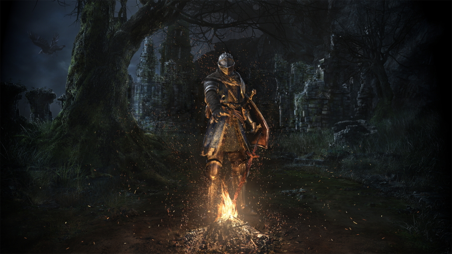 Darksouls Remastered Artwork Switch